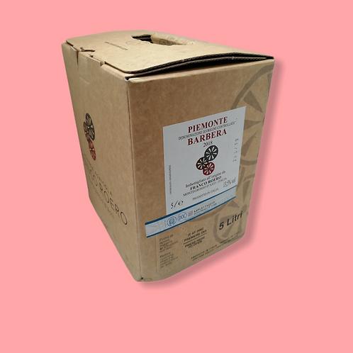 Barbera 5Ltr Bag in Box