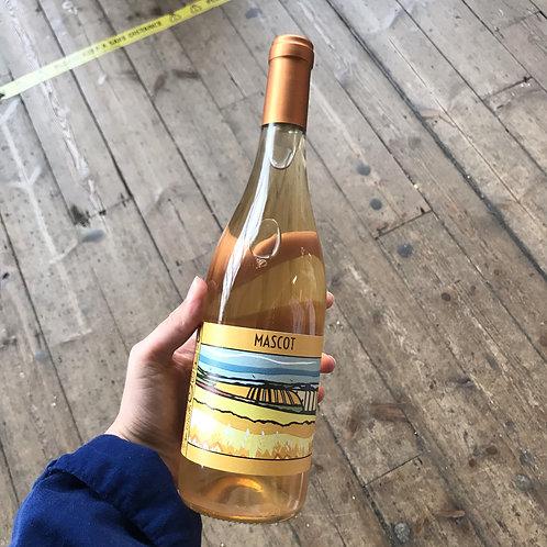 The English Winemaker Mascot 2018