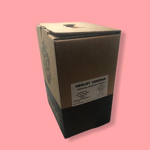 Merlot 5L Box