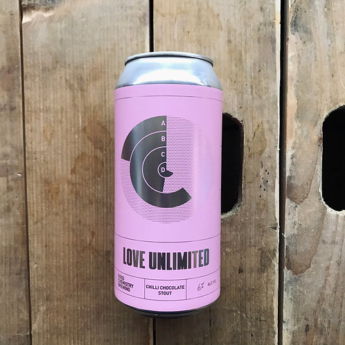 Good Chemistry Love Unlimited Chilli Chocolate Stout