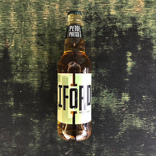 Iford Cider Peto Press Medium Dry