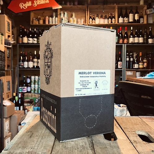 Merlot Verona 5L Bag in Box