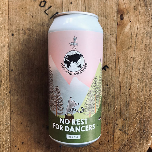 No Rest for Dancers Red Ale