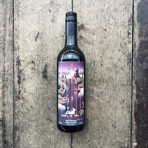 Samurai Free Run Shiraz