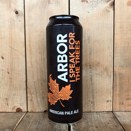 Arbor Ales I Speak For The Trees