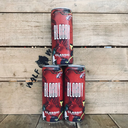 Classic Bloody Mary Can