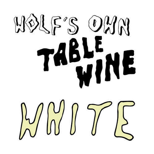 WOLF'S OWN Boxed Table Wine White