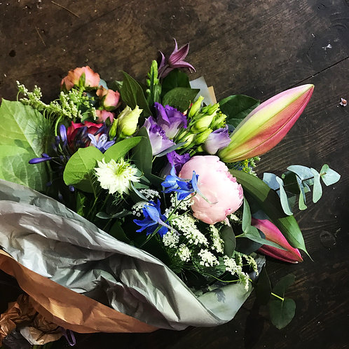 Fresh Floral Bouquet Delivery