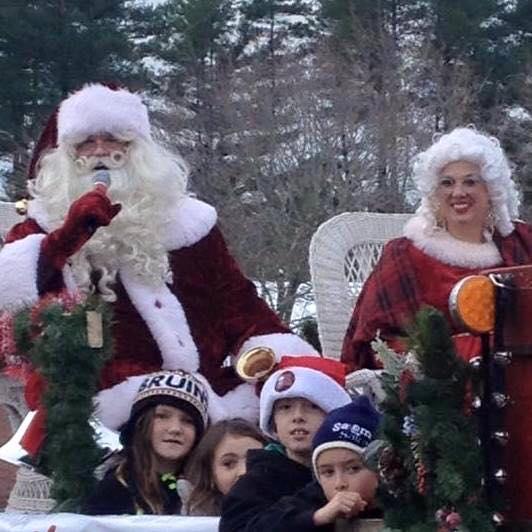Salem NH Holiday Parade
