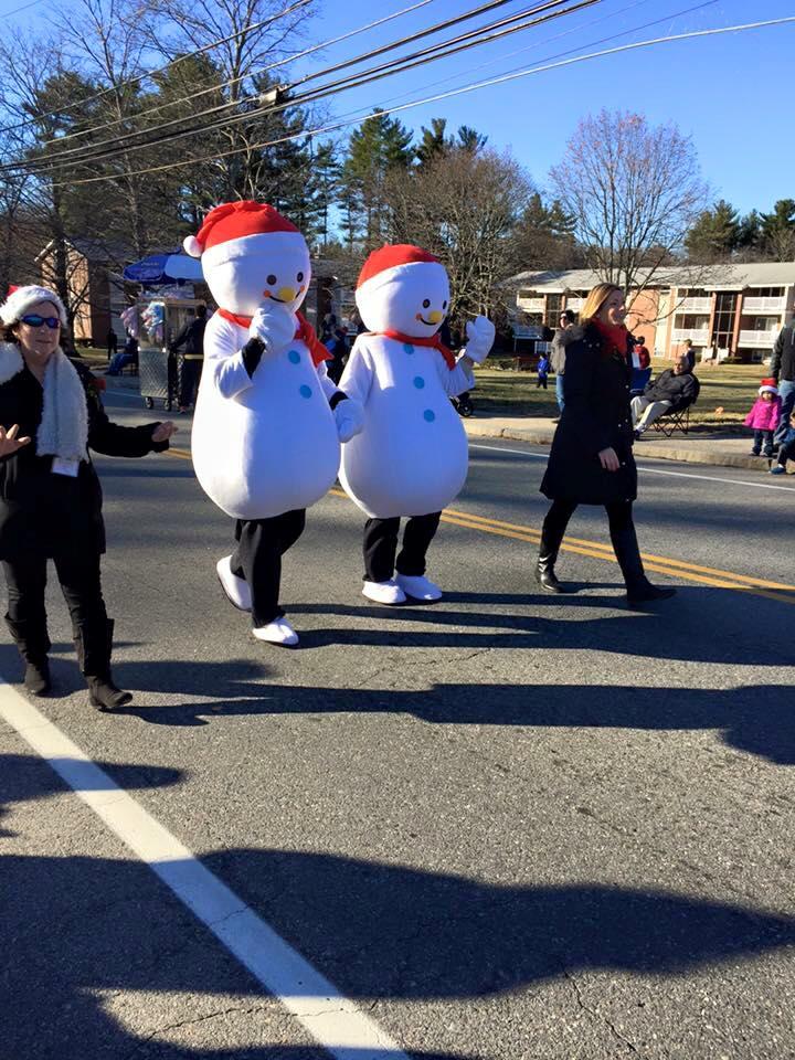 Snowmen Candy 2015