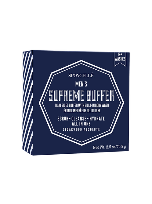 Spongellé Men's Supreme Buffer