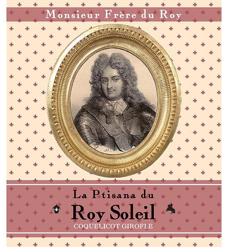 Monsieur Frère du Roy   COQUELICOT GIROFLE