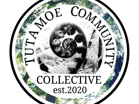 Tutamoe Community Collective to become a legal Society!