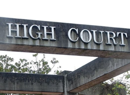 Proceeding to the High Court