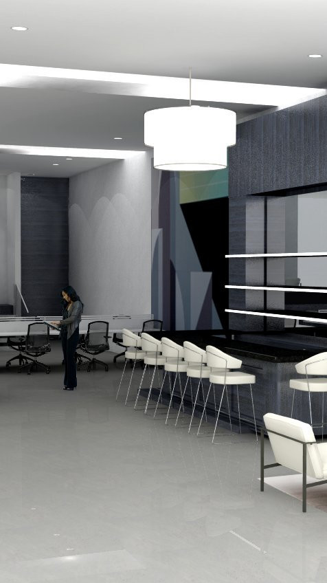 Corporate HQ Rendering