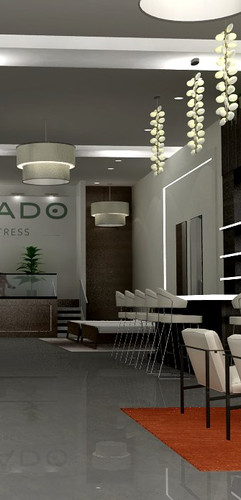 Showroom Rendering