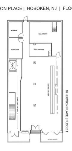 16 Hudson Pl | All Floors