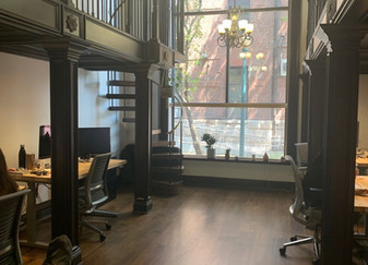 Suite 105 | Custom Office