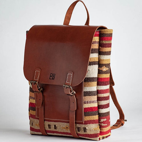THE ANCA CARPET BACKPACK