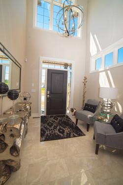 Tuscany Residence, Foyer