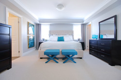 Forestview Residence, Master suite