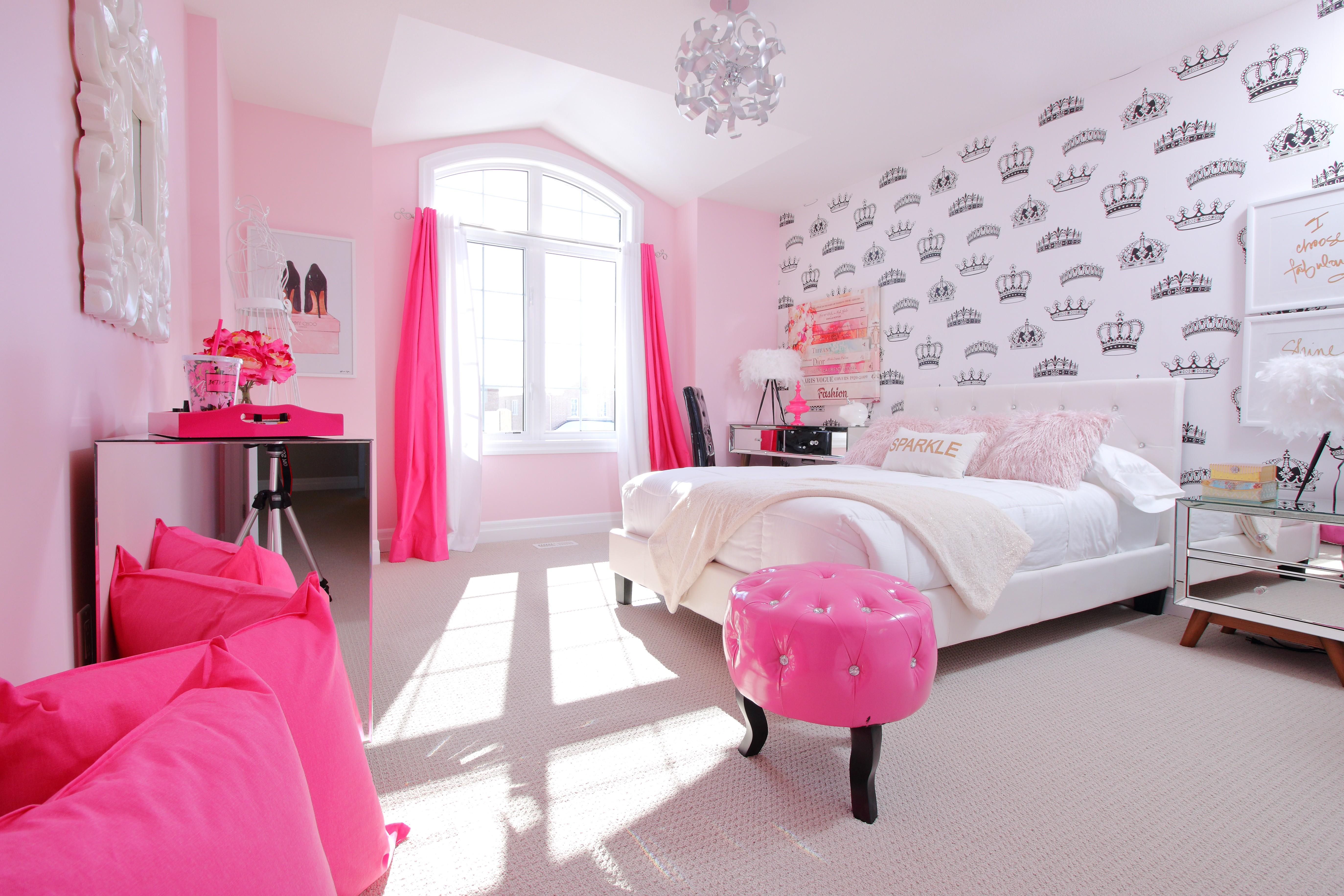 Forestview Residence, Girls room