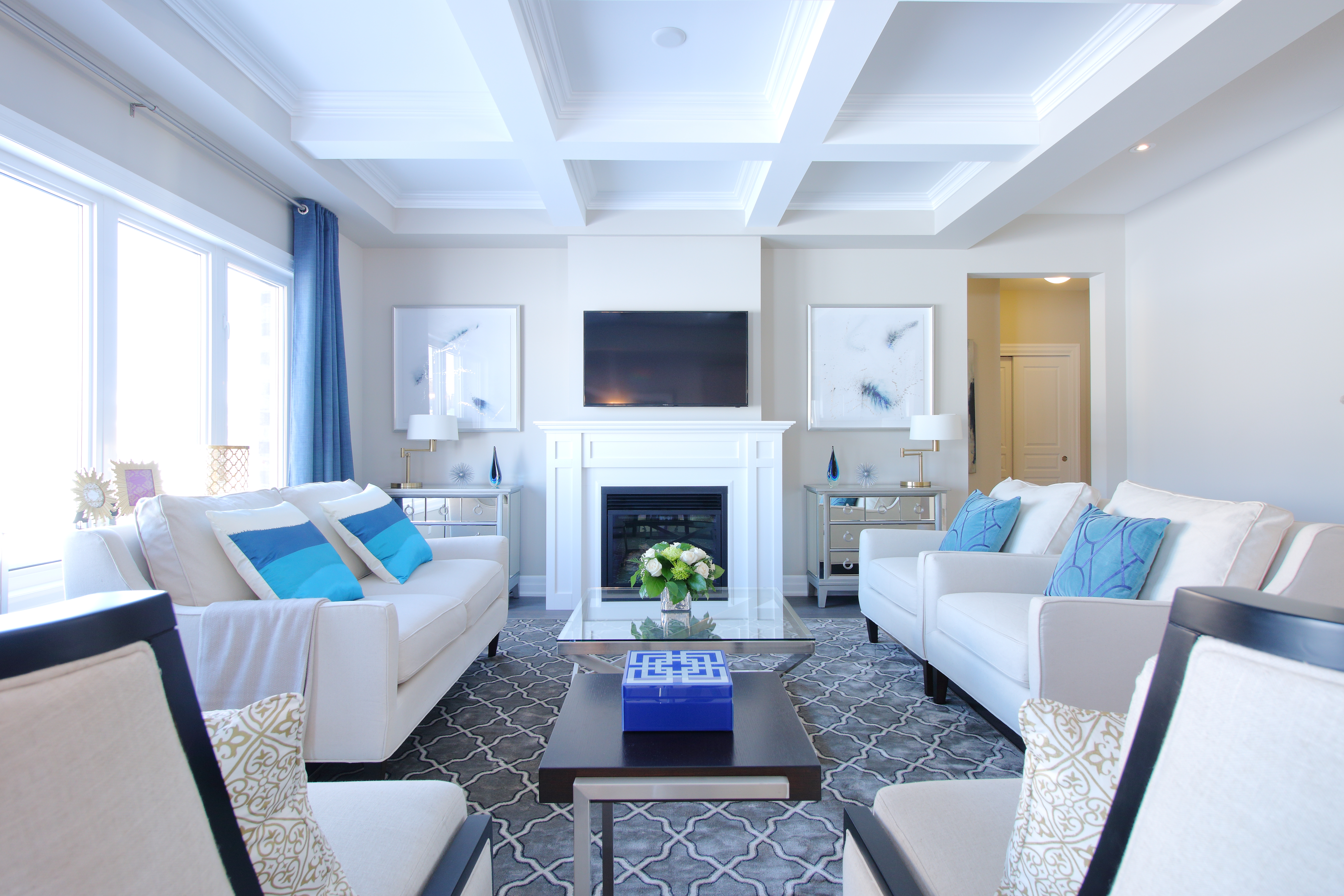 Forestview Residence, Great Room