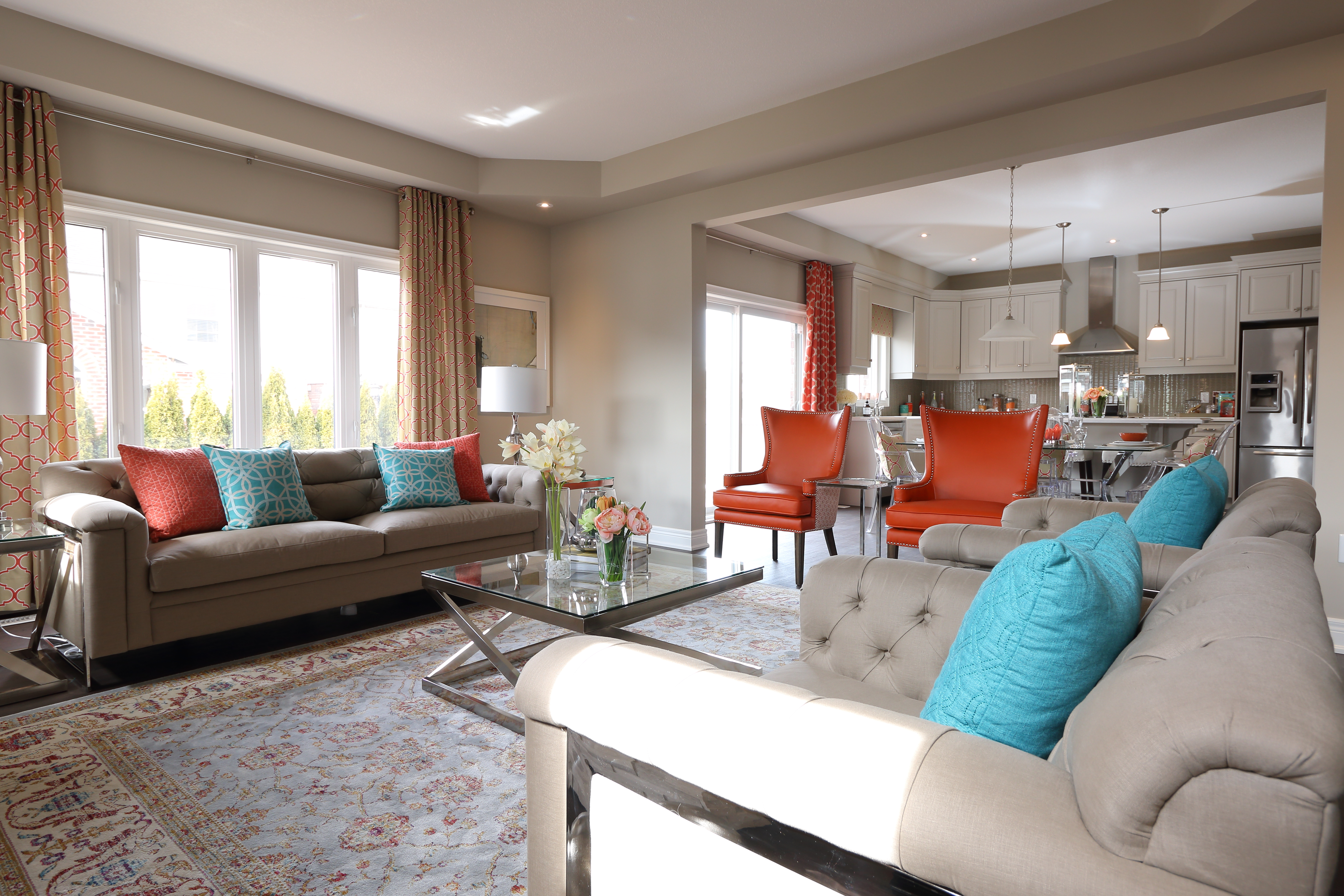 Athena Residence, Great room