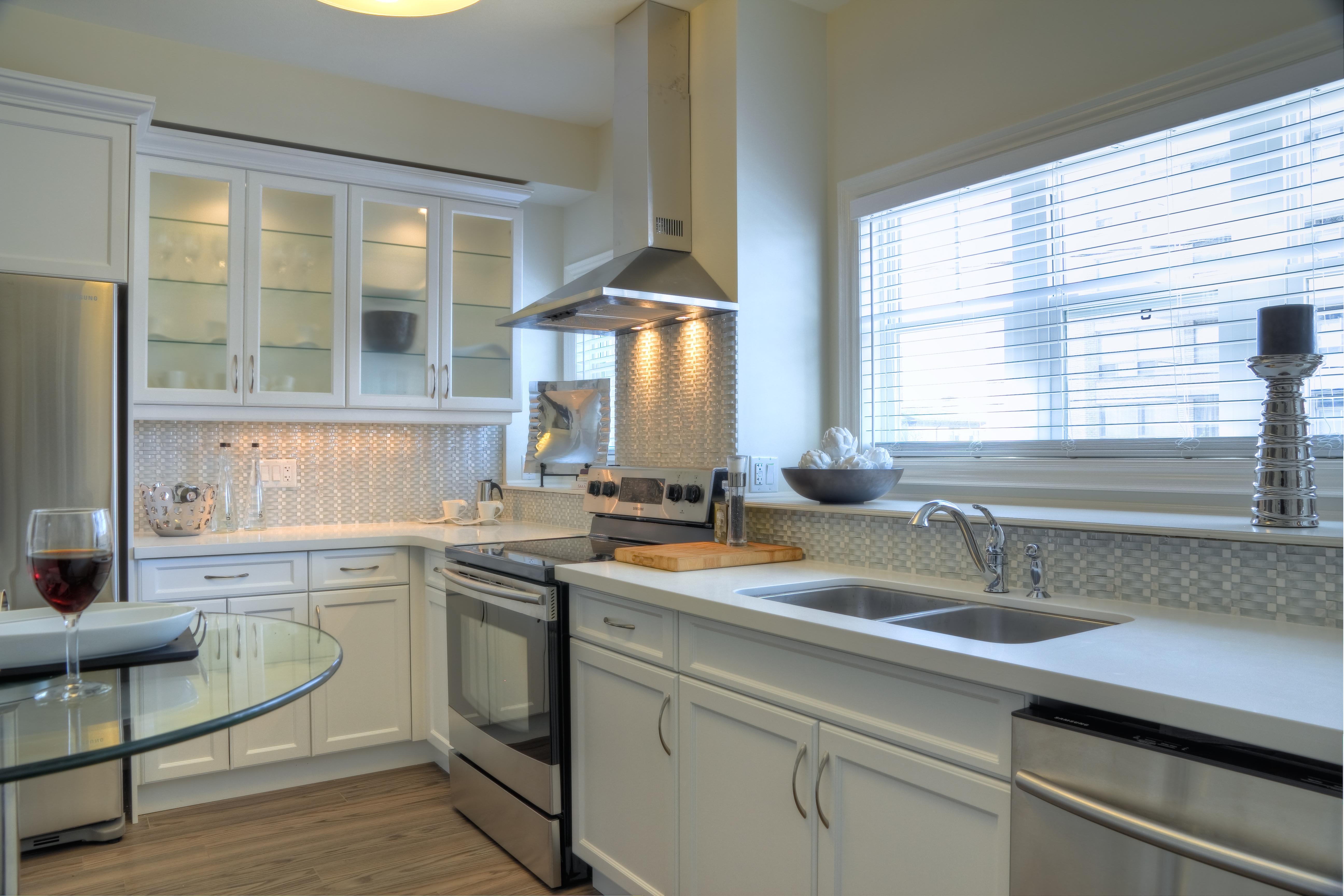 Carlisle Residence, Kitchen
