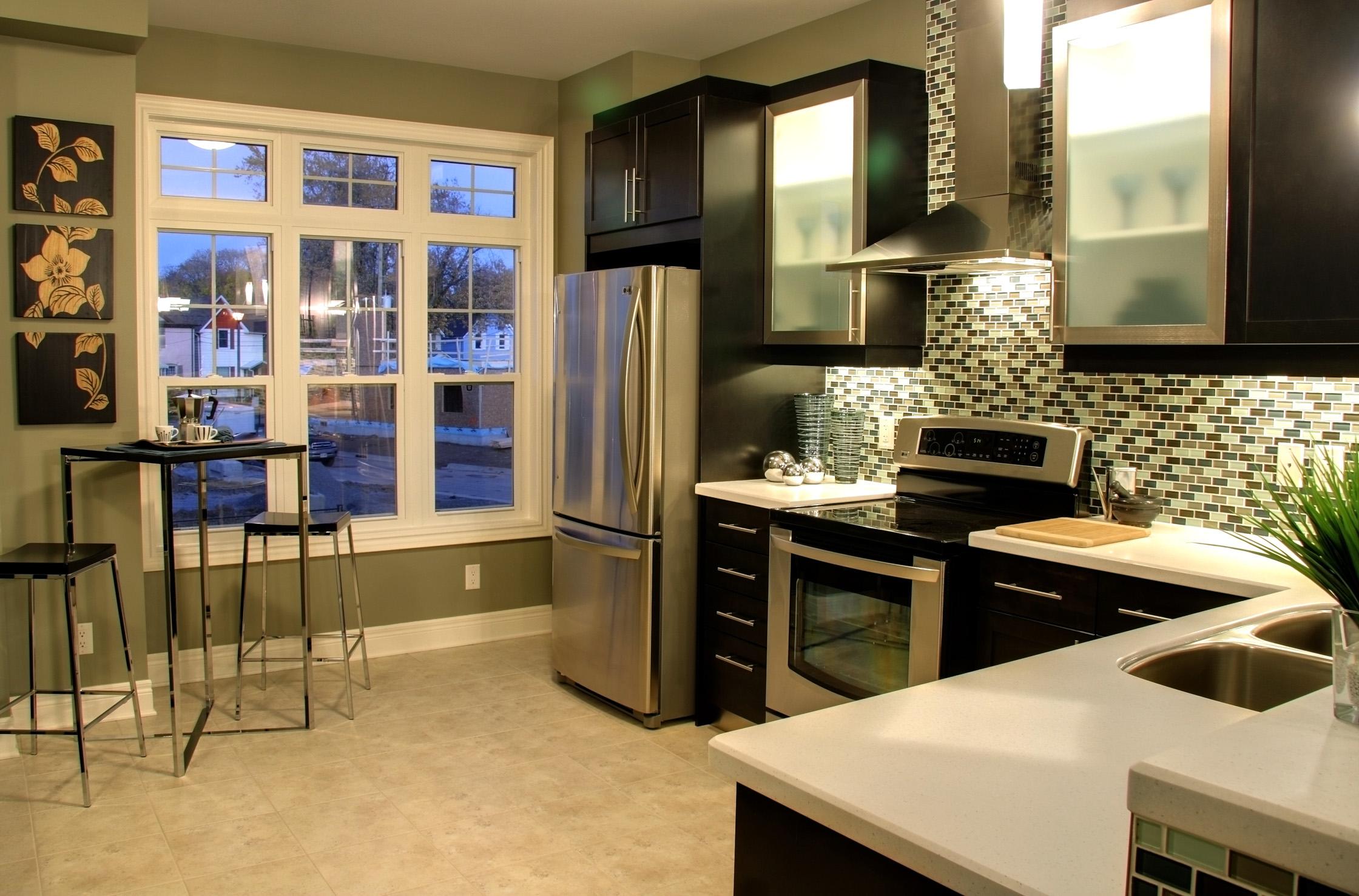 Rodman Residence, Kitchen