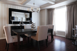Lionshead Residence, Dining Room