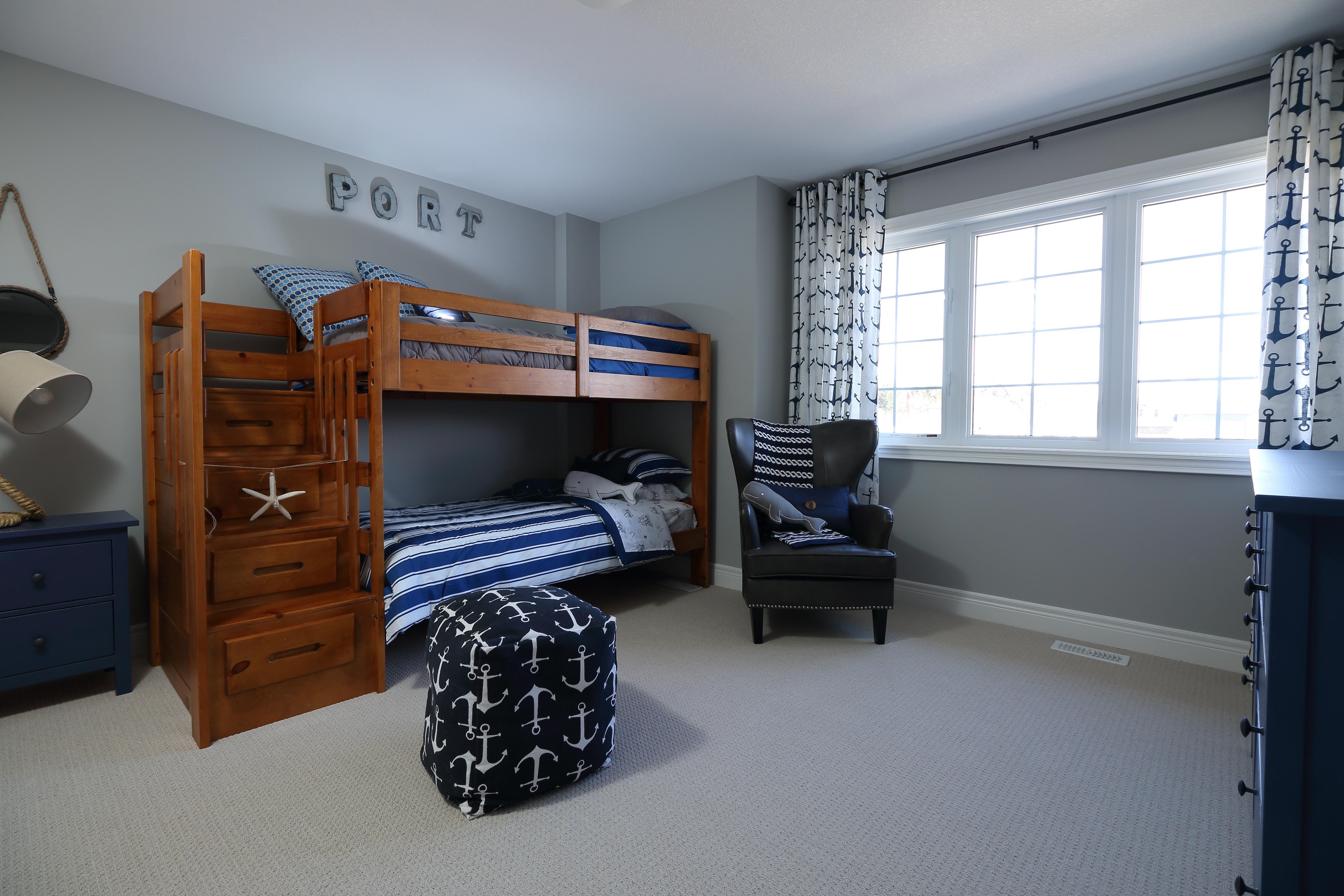 Athena Residence, Boys room