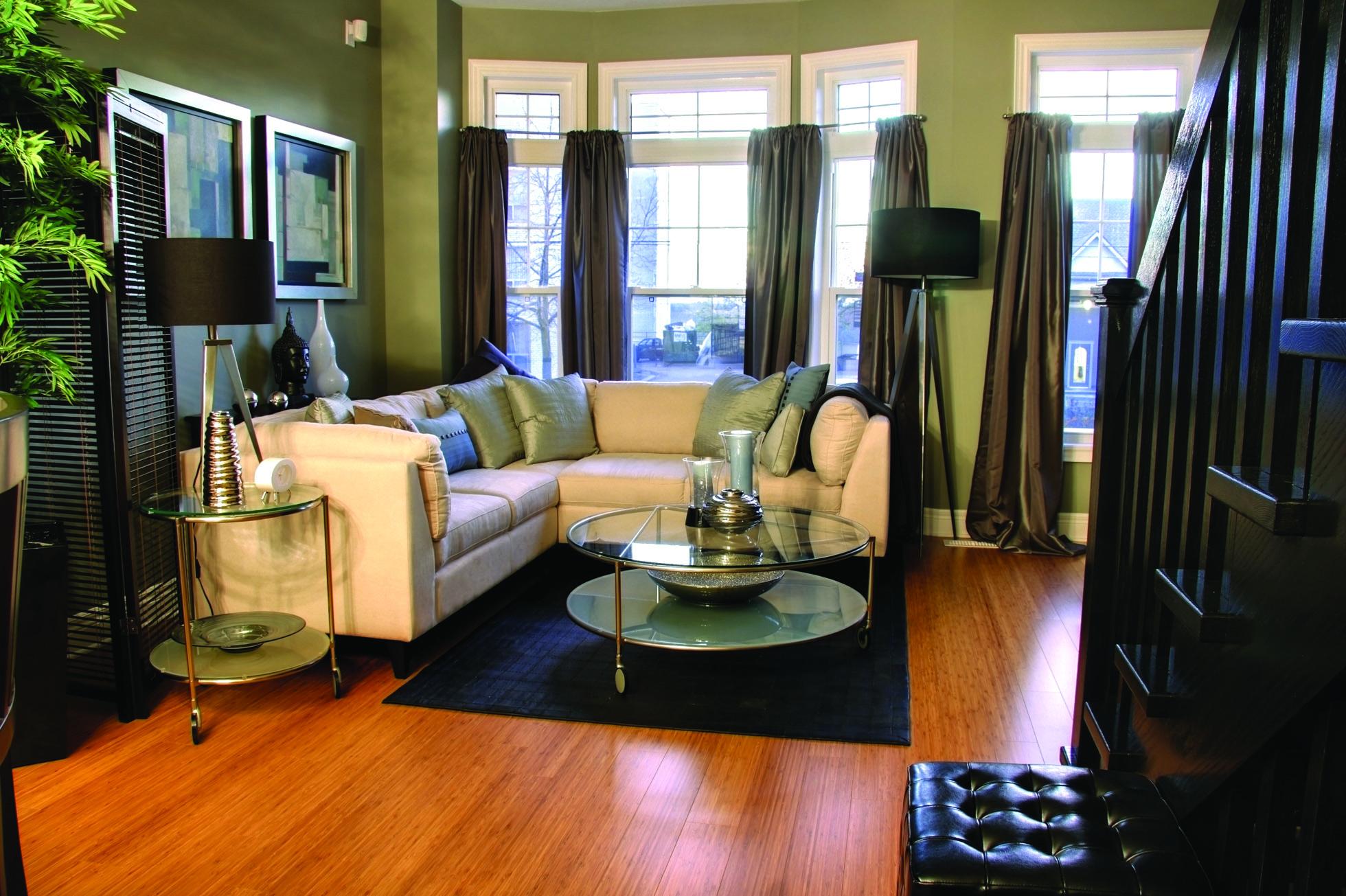 Rodman Residence, Great room