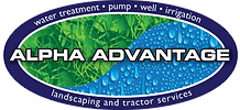 Alpha Advantage Landscaping, Irrigation, Well & Pump, Water Treatment, Drainage and Erosion Solutions.