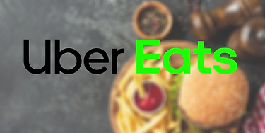 UBER EATS FAUX REAL BURGER
