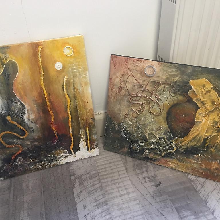 Peinture/dessin adulte  à Lavault Saint Anne