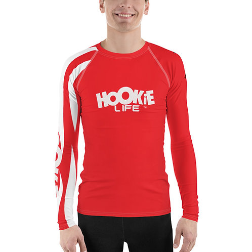 Men's Hookie Gear Rash Guard Nupe's