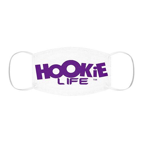 """Hookielife """"Fight the Rona"""" Mask in Power Purple"""