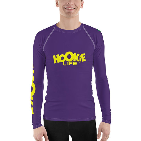 Hookie Gear Rash Guard Ques II