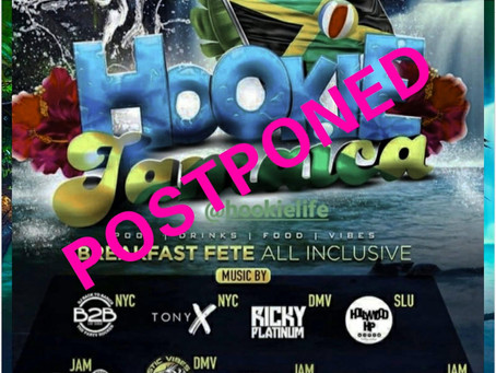 Hookie Jamaica (2020) POSTPONED