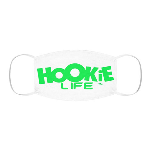 """Hookielife """"Fight the Rona"""" Mask in Neon Green"""
