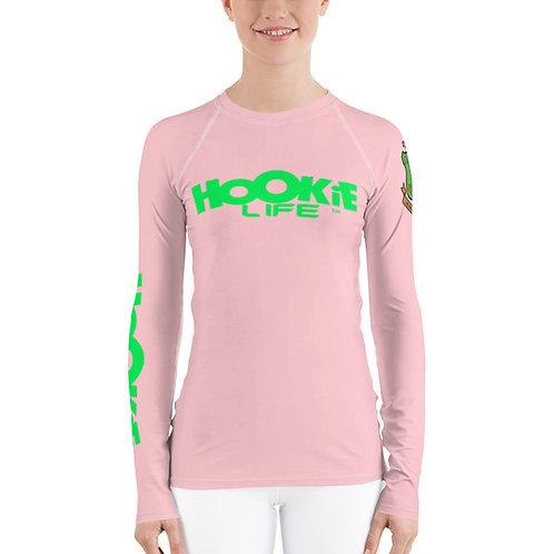 Women's Hookie Gear Rash Guard AKA's