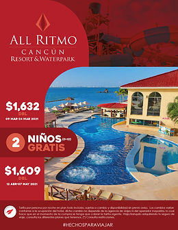 All Ritmo Cancun