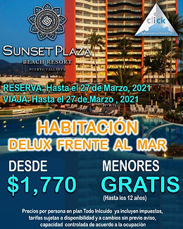 Sunset Plaza Vallarta