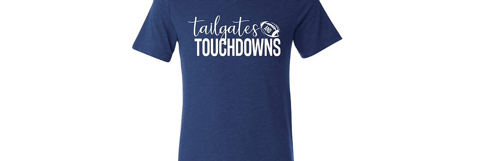 Tailgates & Touchdowns Tee