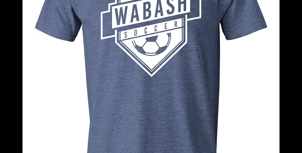 Gildan SoftStyle Wabash Soccer Tee