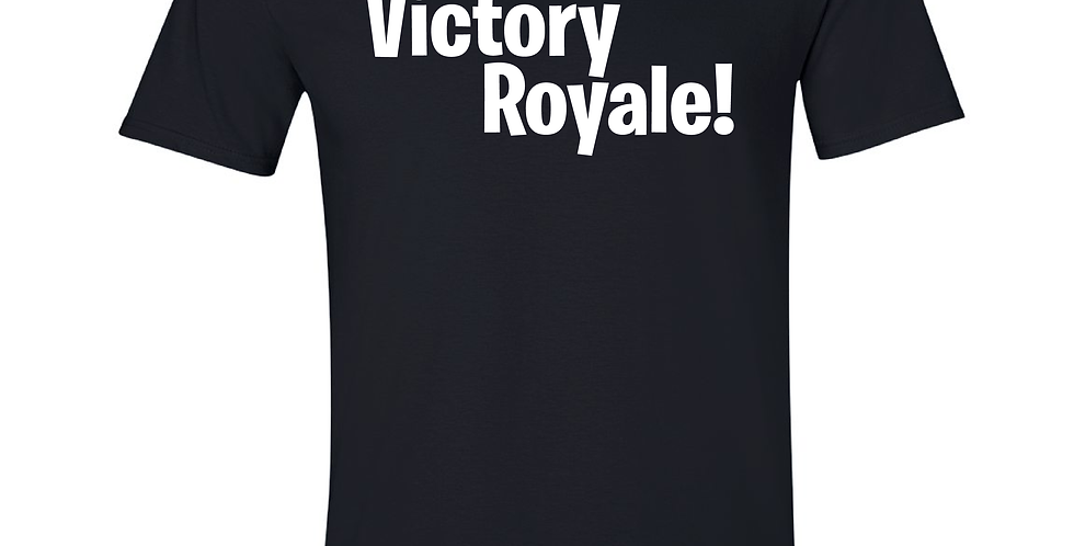 Fortnite Victory Royale Tee