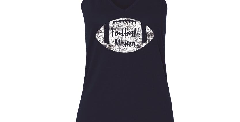 Football Mama Tank
