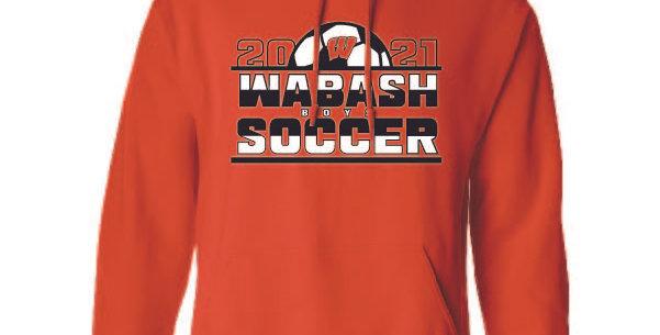 Boys Soccer Hoodie