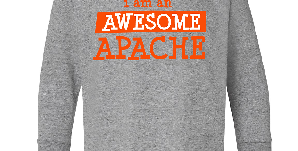 I am an Awesome Apache